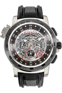 Patravi TravelTec FourX Limited Edition Palladium Automatic