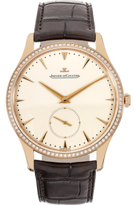 18K Rose Gold Master Grande Ultra Thin Small Second Automatic