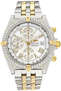 18K Yellow Gold and Stainless Steel Crosswind Automatic