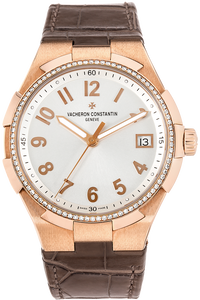 Overseas Rose Gold Automatic