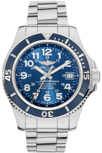 SuperOcean II 42 Stainless Steel Automatic
