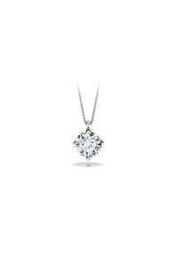 Four Prong Pendant (0.52 ct)