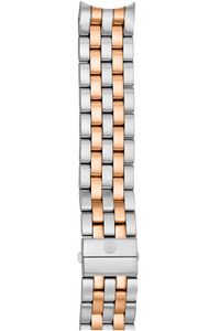 18MM Sport Sail Two-Tone Rose Gold Bracelet