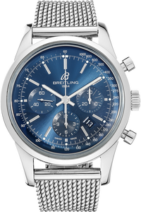 Stainless Steel Transocean Chronograph Automatic Limited Edition