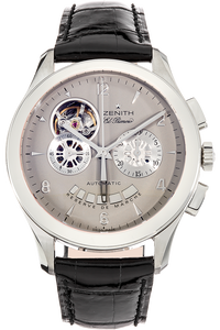 El Primero Class Open  Stainless Steel Automatic