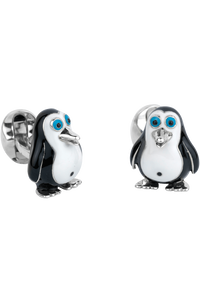 Fat Penguin Cufflinks