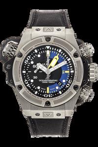 King Power Oceanographic Limited Edition Titanium Automatic
