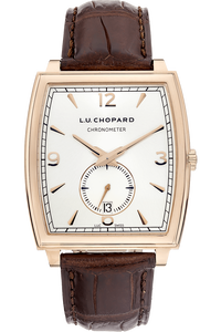 L.U.C XP Tonneau Rose Gold Automatic