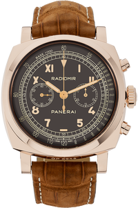 Radiomir 1940 Chronograph Rose Gold Manual