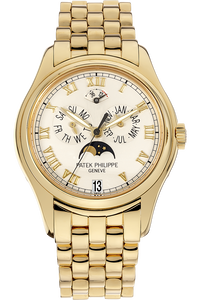 18K Yellow Gold Annual Calendar Automatic Reference 5036