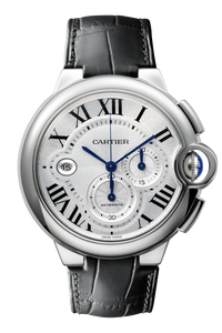 Ballon Bleu de Cartier - Chronograph, Automatic, Steel