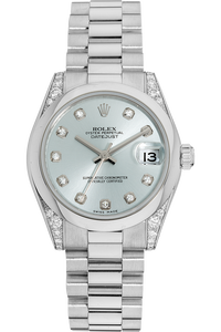 Platinum Datejust Automatic