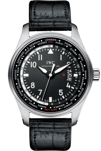 Pilot's Watch Worldtimer