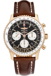 18K Rose Gold Navitimer 01 Automatic