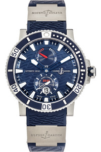 Stainless Steel and Titanium Marine Diver Automatic