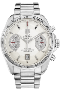 Stainless Steel Grand Carrera Calibre 17 RS Chronograph Automatic