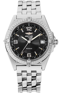 Stainless Steel Wings Automatic