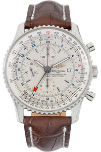 Stainless Steel Navitimer World Automatic