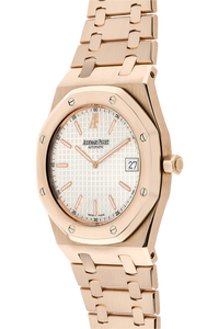 18K Rose Gold Royal Oak Extra Thin Automatic