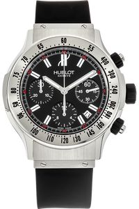 Stainless Steel SuperB Classic Chronograph Automatic