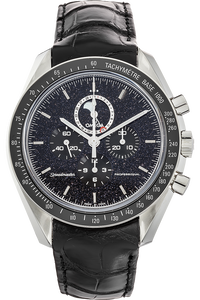 Stainless Steel Speedmaster Moonwatch Professional Moonphase Manual