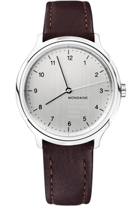 Helvetica No. 1 Regular Hand Winder-Tourneau Exclusive
