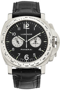 18K White Gold Luminor Chronograph Automatic
