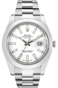 Stainless Steel Datejust II Automatic