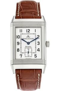 Stainless Steel Reverso Grande Taille Manual