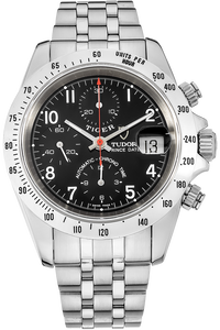 Tiger Prince Date Chronograph Stainless Steel Automatic