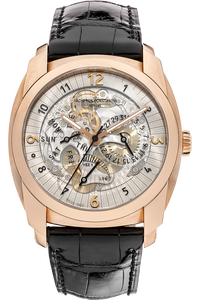 Quai de L'Ile Day-Date and Power Reserve Rose Gold Automatic