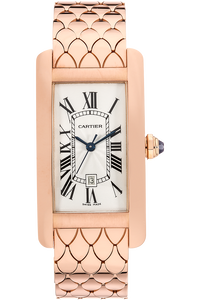 Tank Americaine Rose Gold Automatic