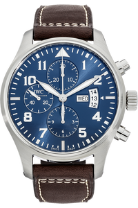 Stainless Steel Pilot's Le Petit Prince Chronograph Automatic