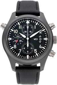 Pilot's Double Chronograph Limited Edition Ceramic Automatic