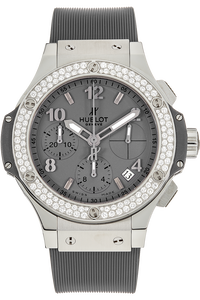 Big Bang Chronograph Titanium and Stainless Steel Automatic