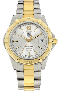 Gold Plated and Stainless Steel Aquaracer Quartz