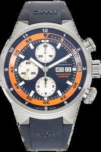 Aquatimer Chronograph Cousteau Divers Limited Edition