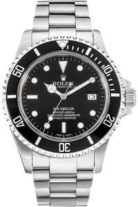 Stainless Steel Sea Dweller Automatic Circa 1987