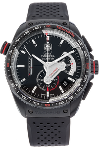 Grand Carrera Calibre 36 RS Caliper Chronograph PVD Titanium
