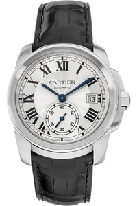 Stainless Steel Calibre de Cartier Automatic