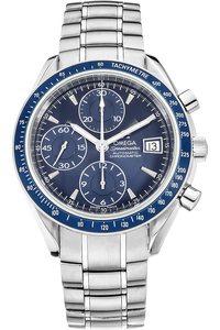 Stainless Steel Speedmaster Date Automatic