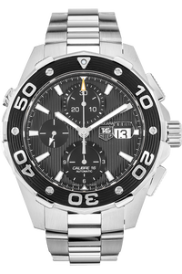 Aquaracer 500M Calibre 16 Stainless Steel Automatic