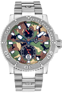Stainless Steel Maxi Marine Diver Automatic Limited Edition