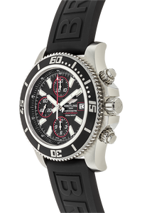 Stainless Steel Superocean Chronograph Automatic