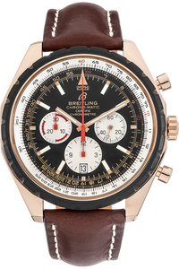 18K Rose Gold Chrono-Matic 49 Automatic Limited Edition