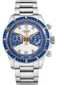 Stainless Steel Heritage Chronograph Automatic
