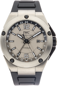 Titanium Ingenieur Dual Time Automatic