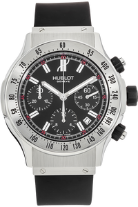 Stainless Steel SuperB Chronograph Automatic