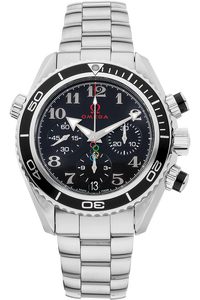 Stainless Steel Seamaster Specialities Olympic Collection Automatic