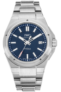 Stainless Steel Ingenieur Edition Laureus Sport for Good Foundation Automatic